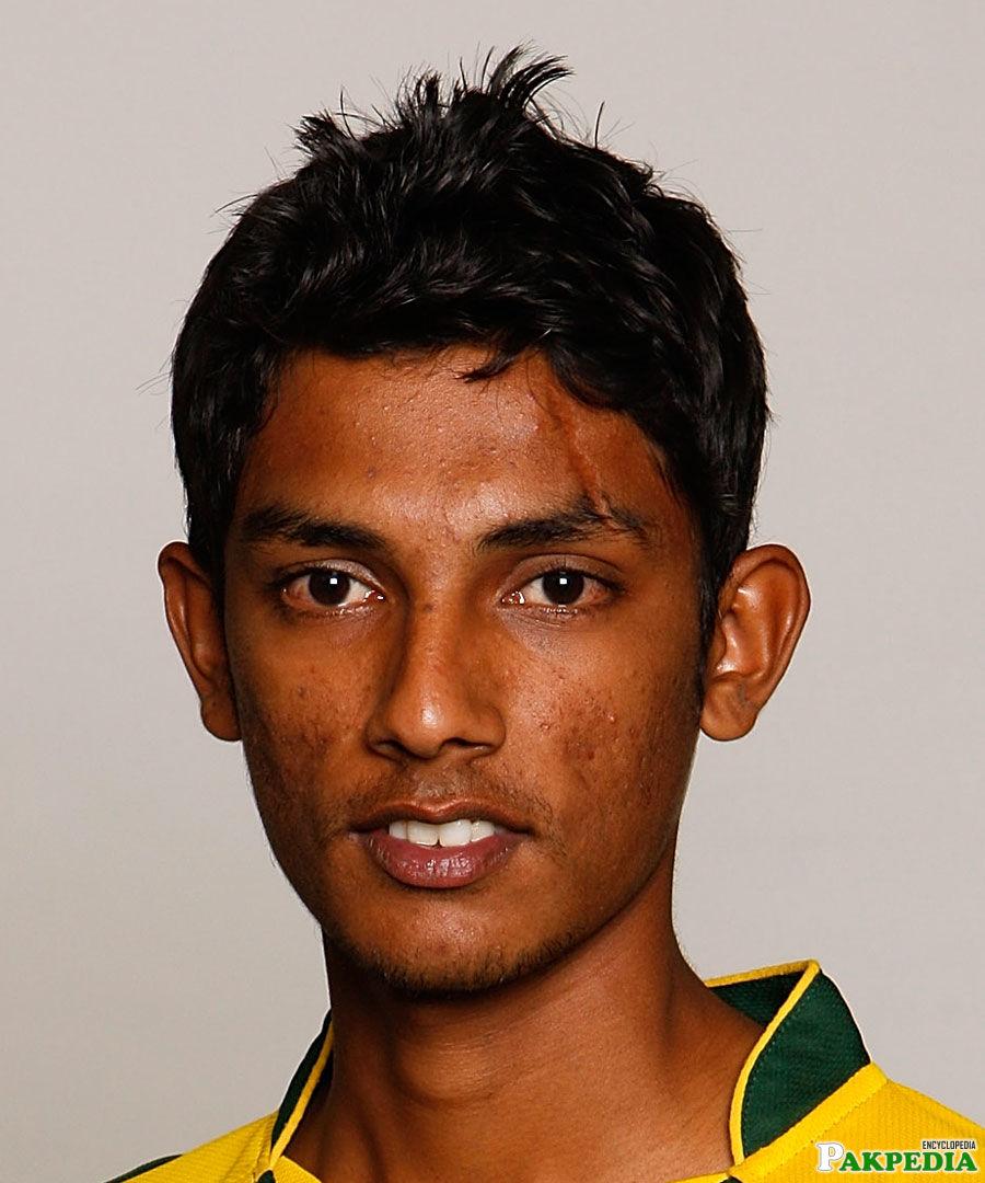 Kashif Raza Pakistani Player