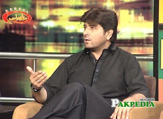 Arbaz Khan Pastun Actor