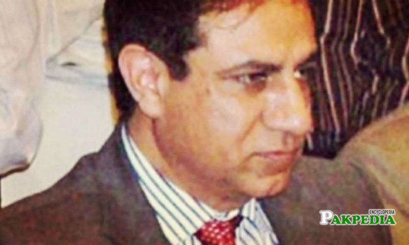 Yousaf Baig Appointed Special Assistant to Imran Khan