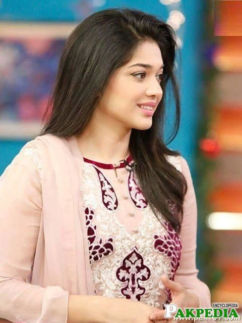 A Beautiful Picture of Sanam Jung