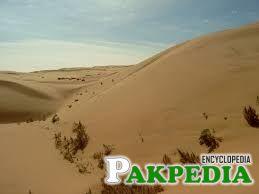 Kharan Desert Area