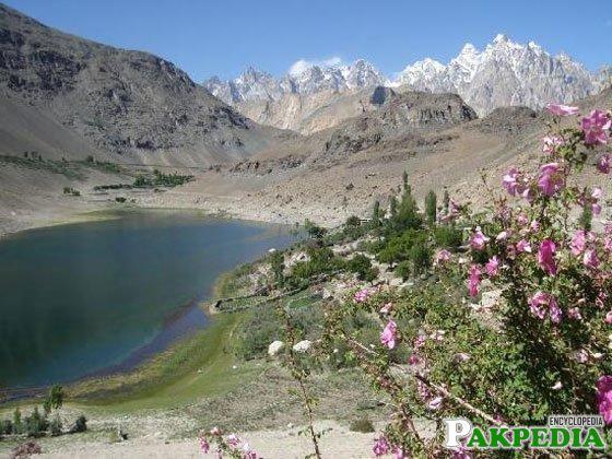 Gojal Valley Jheel