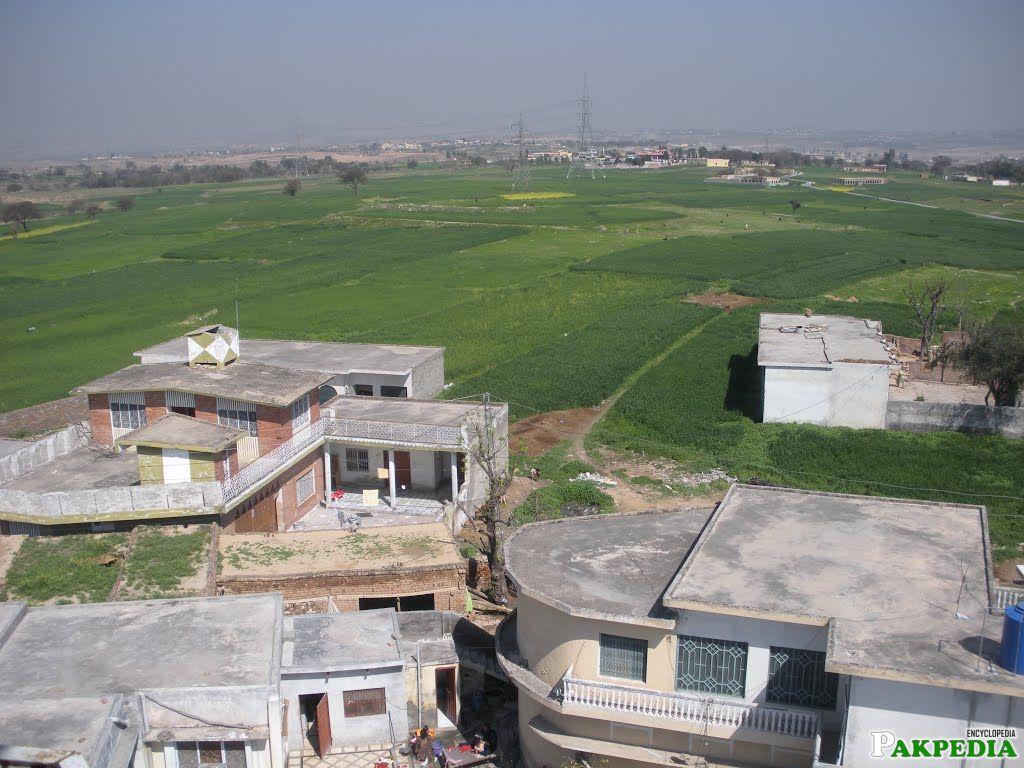 Gujar Khan Village View