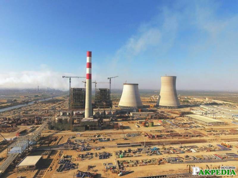 Port Qasim Coal Project Civil Work