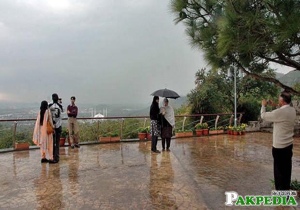Daman-e-Koh toursim point