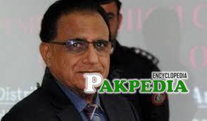 Retired justice muhammad khan