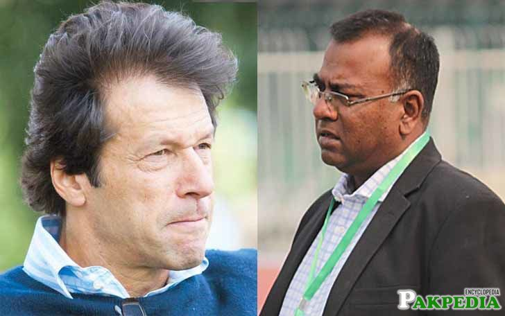 Basit Ali Salam To Imran Khan