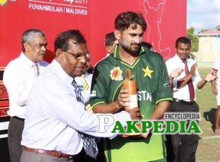 Stereo-typed version of Afridi--Awais zia