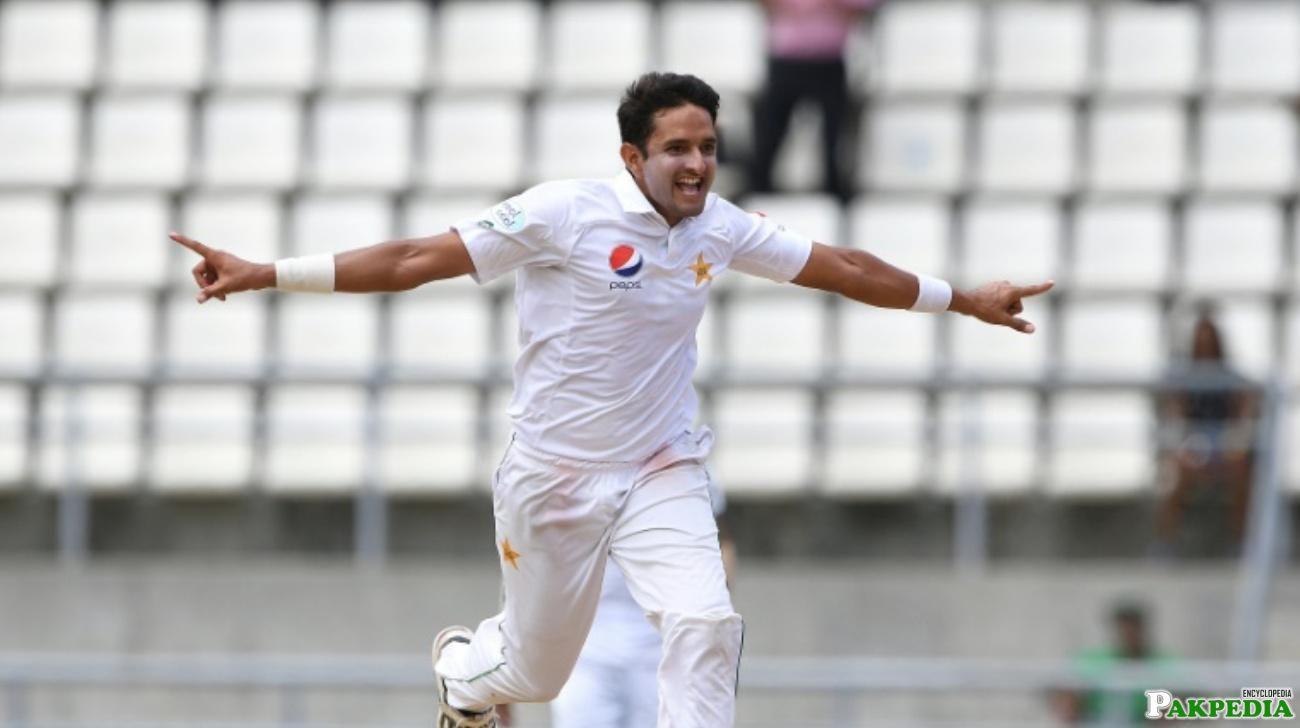 Pak- Sri Lanka Test