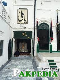 inside mubarak haveli