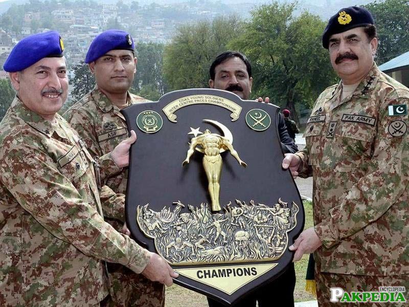 Pakistan Army G Raheel