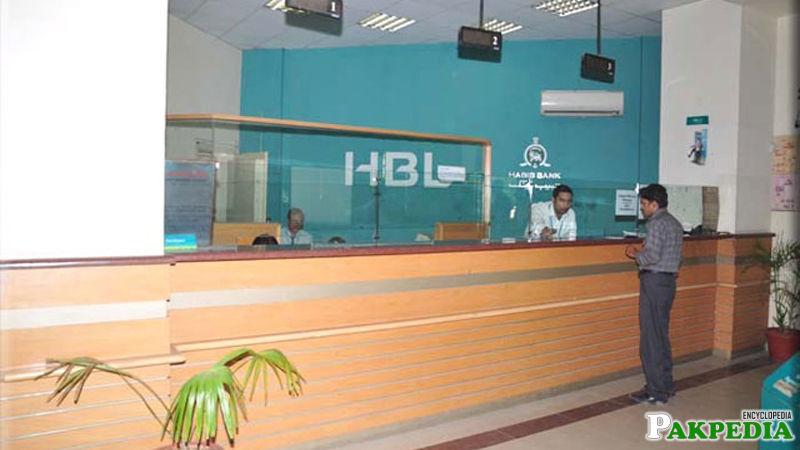 HBL Counter