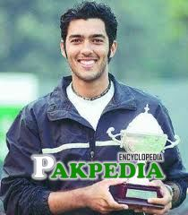 Pakistani Professional Tennis Player