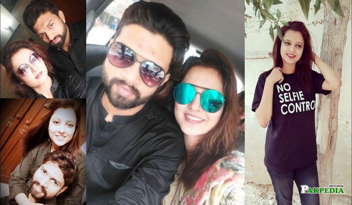 Mizna Waqas Family