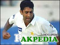 Shabbir Ahmed is the Best Player
