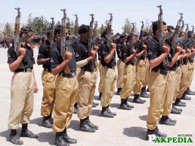 Balochistan Police Batch
