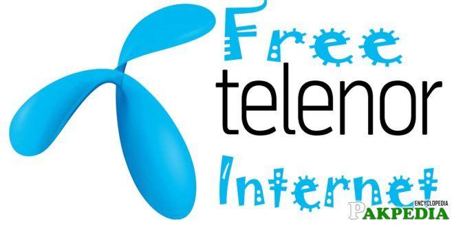 Telenor Free internet
