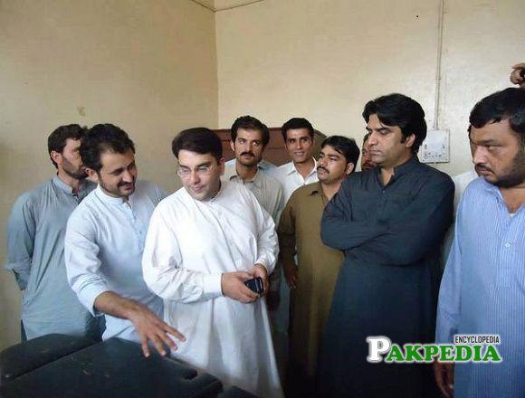 Saif Ullah Niazi appointed as PTI organizer