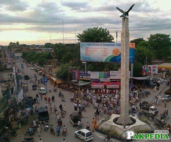 Sialkot City Bazaar
