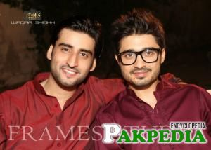 Click with Agha Ali