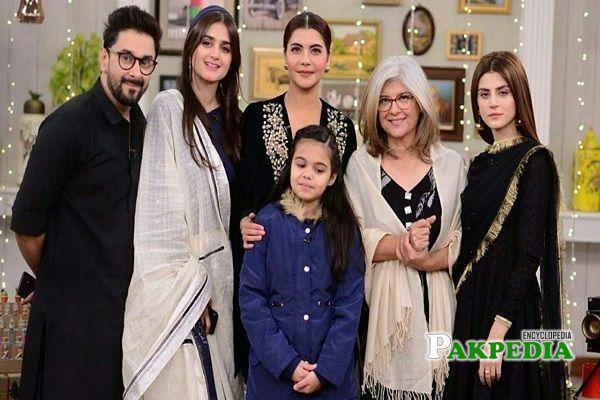 Zubab Rana Dramas