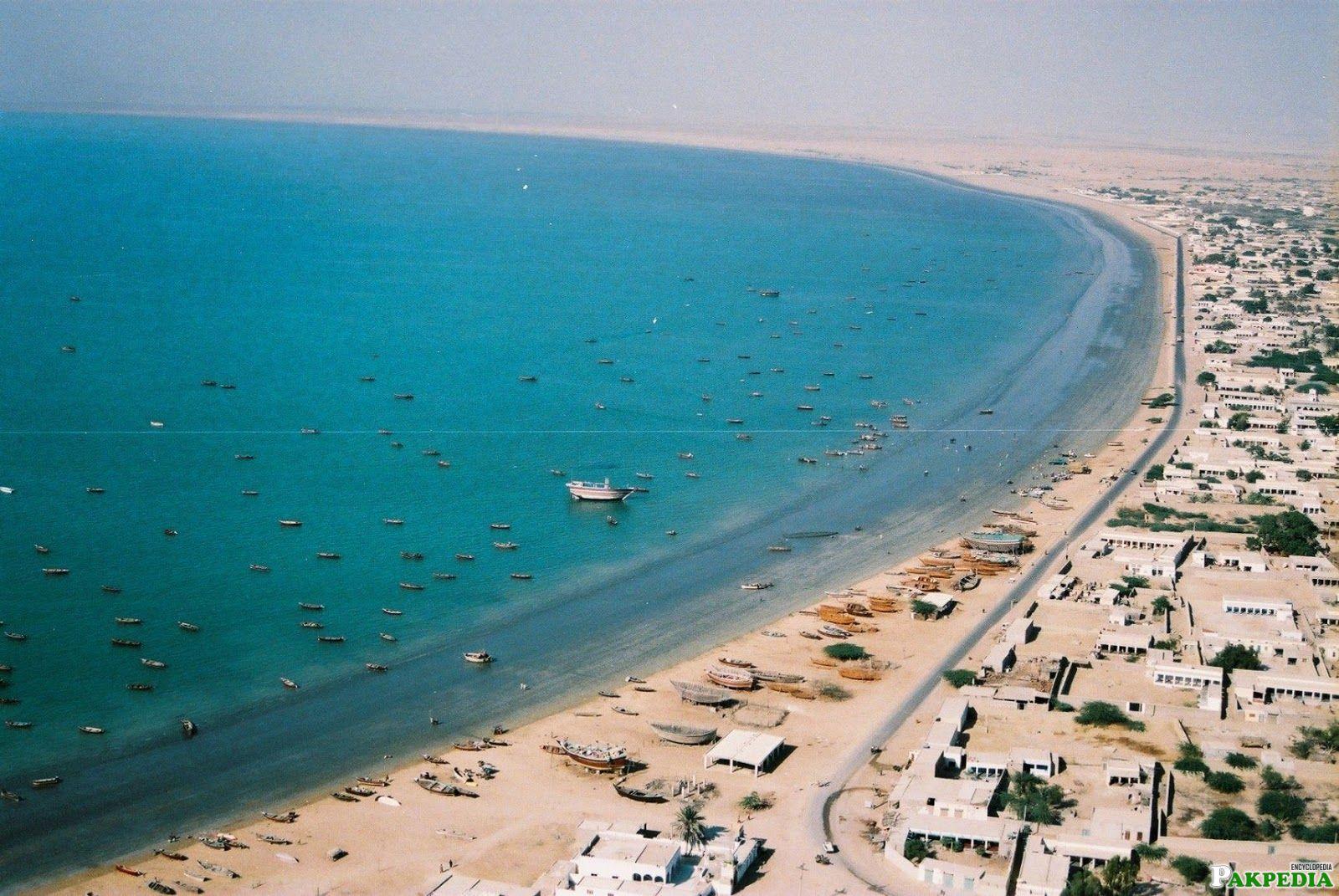Gwadar Beach View