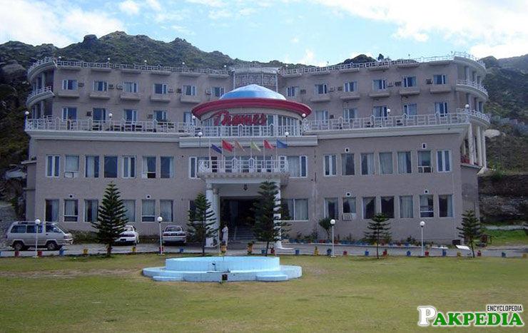 Thames Hotel Swat Pakistan