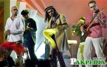 Junoon Band | Pakpedia