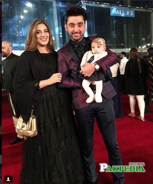 Amanat Ali Family