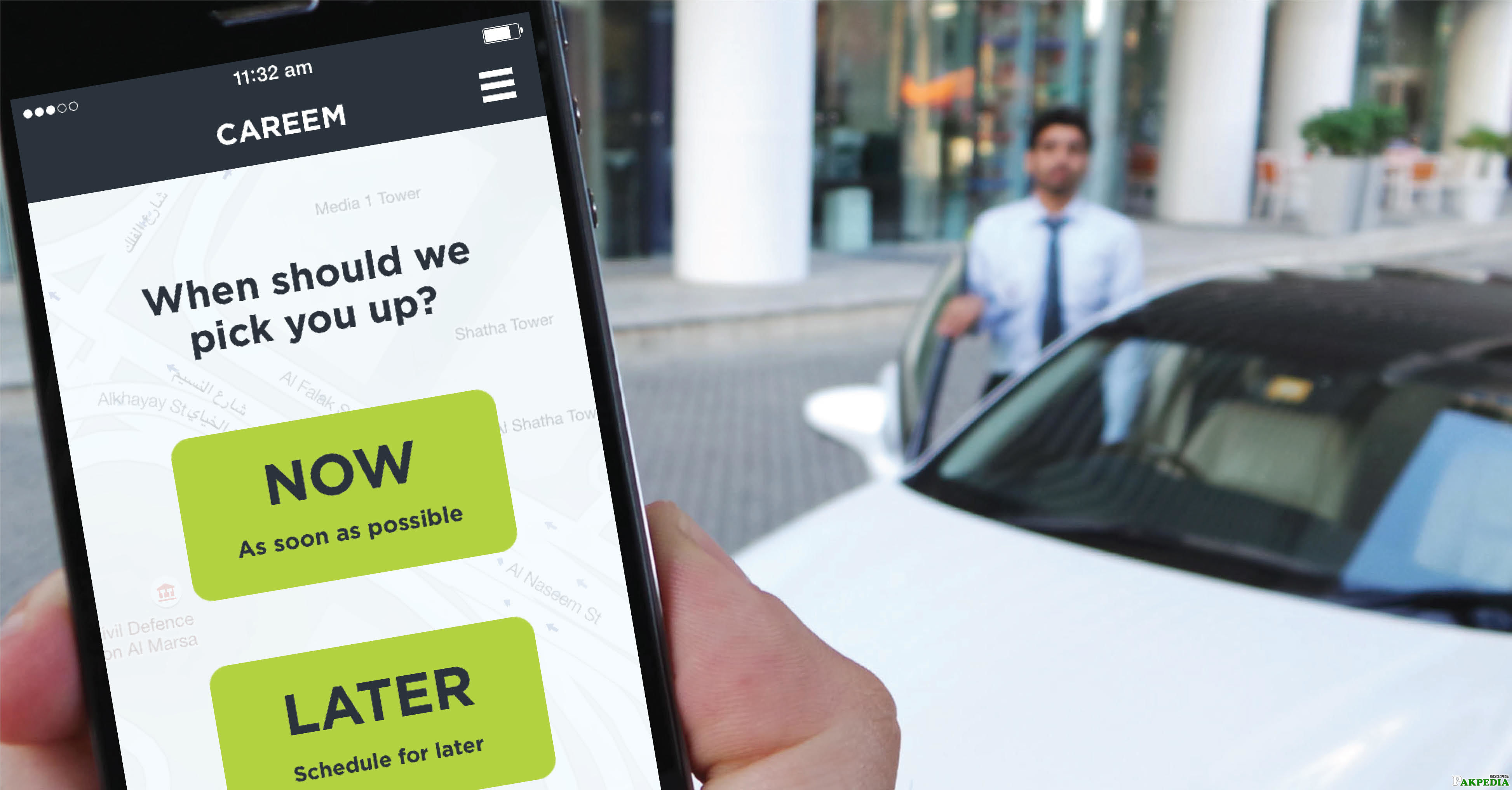 Careem appeals to provincial govts to embrace 'ride hailing' concept