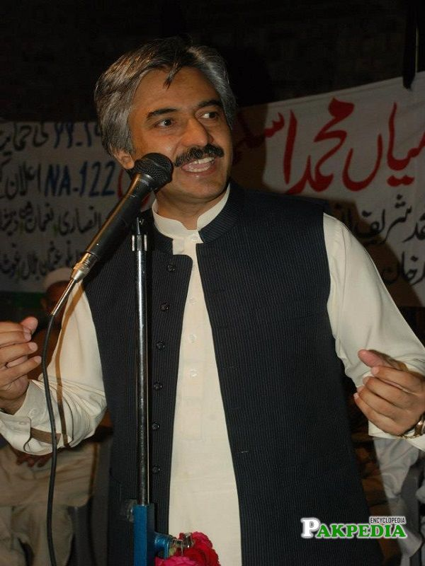 Muhammad Aslam Iqbal elected as MPA for 3rd time