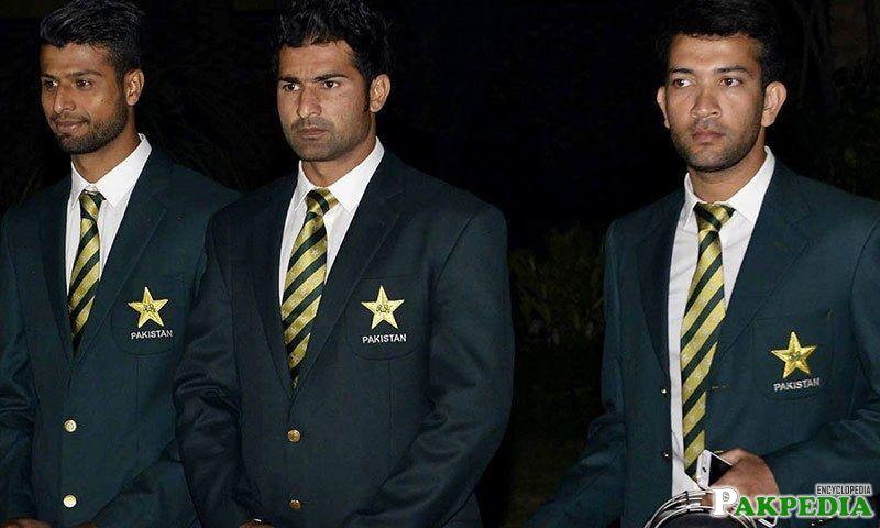 Sohail Khan In PCB