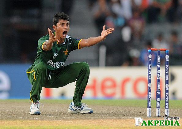 Kashif Raza in Shouting