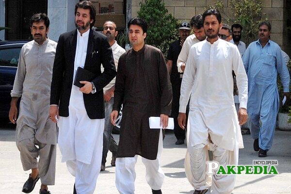 Murad Saeed case
