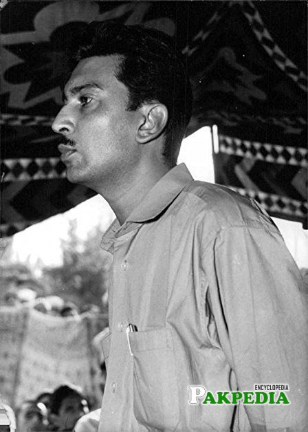 In a Jalsa in 1943