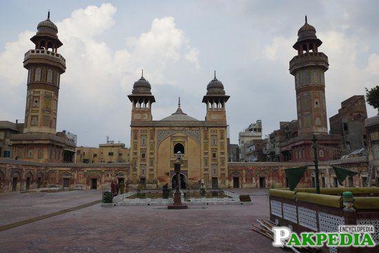 Masjid Wazir Khan Evening view