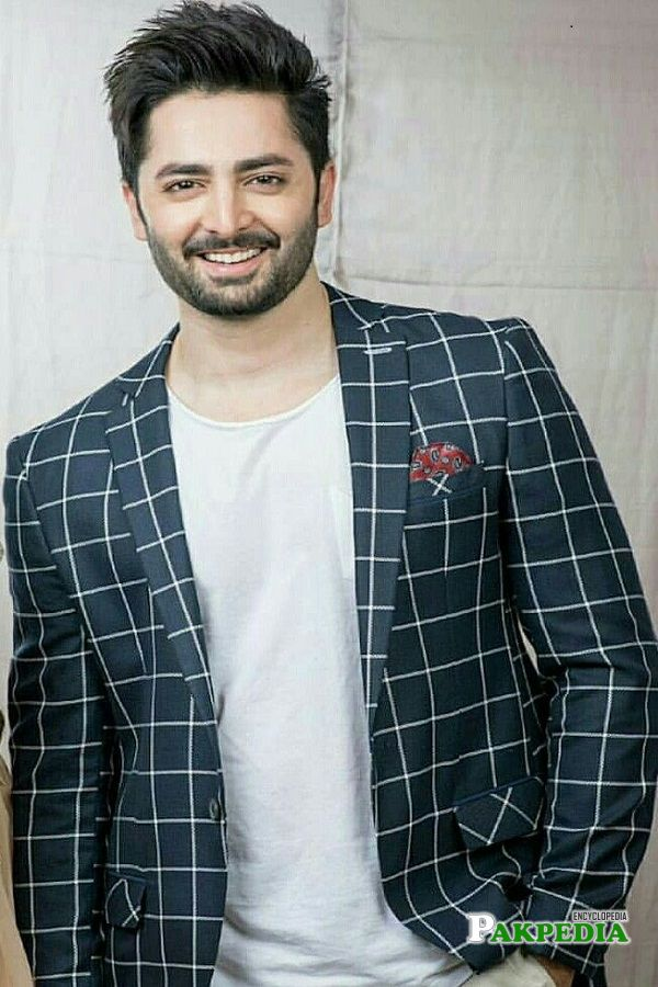 Actor, Model, Host Danish Taimoor