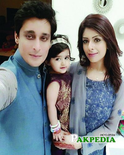 Sahir Lodhi Family