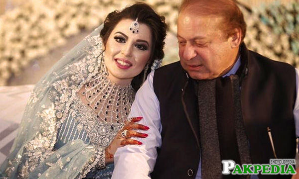 Safdar Awan's Daughter and his Father in Law