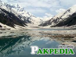 Kaghan Valley in Winter