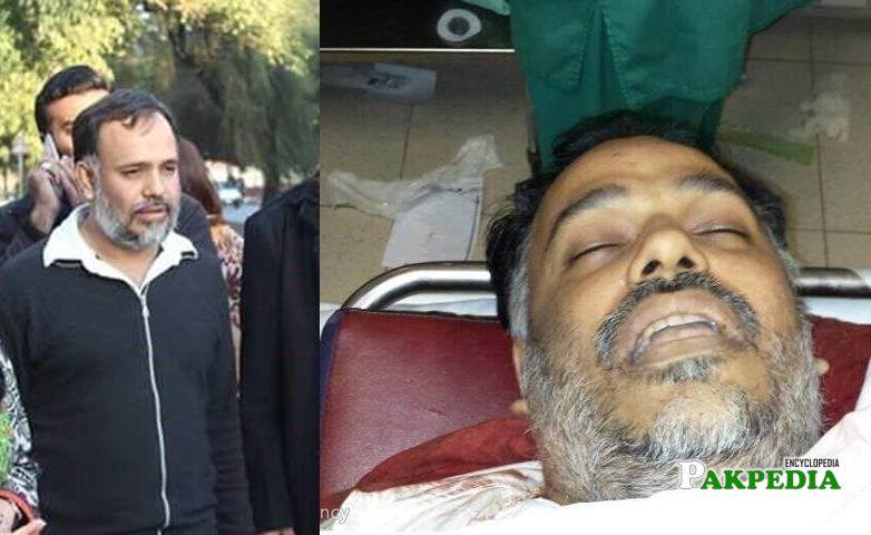 Right activist Khurram zaki shot dead in karachi