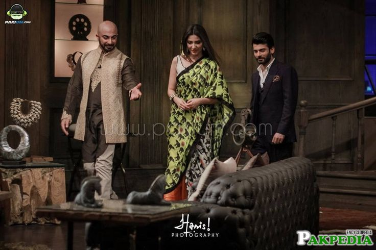 HSY IN show