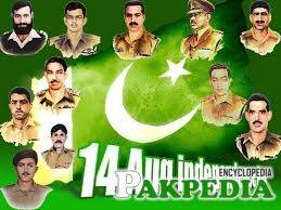 Pakistan Independence Day by Pakistan Army