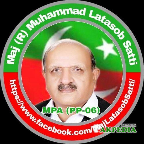Muhammad Latasab Satti elected as MPA