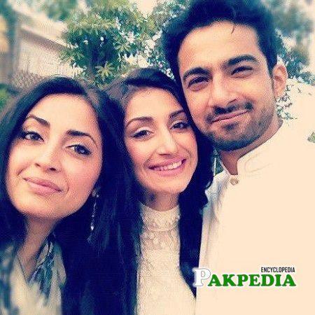 Zara Tareen family