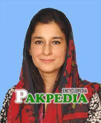 Senator Ayesha Raza faruq