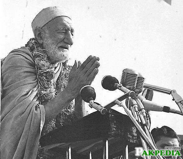 Bacha Khan ANP