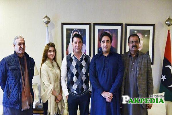 Moammar Rana join politics