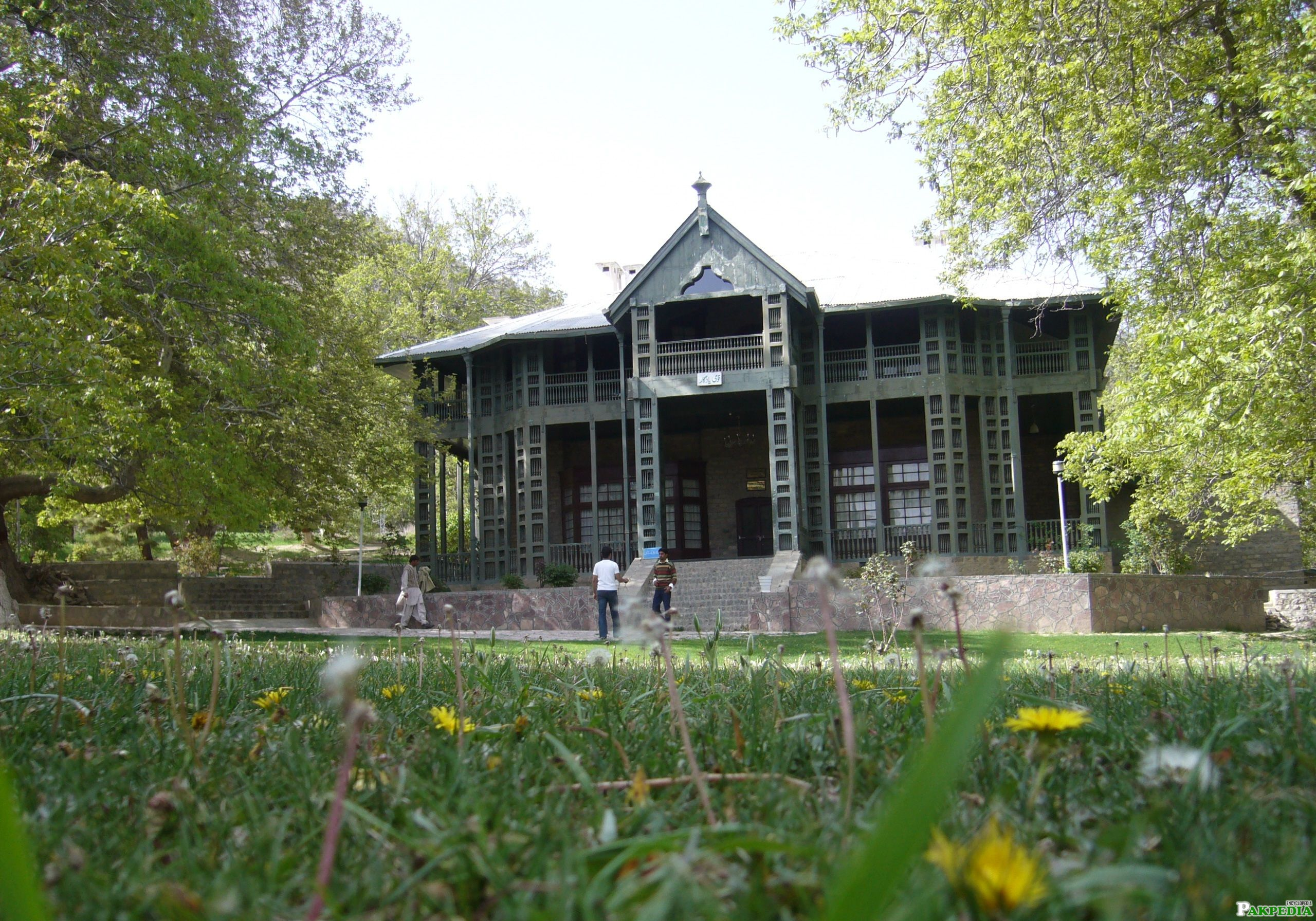 Ziarat Historical PLACE