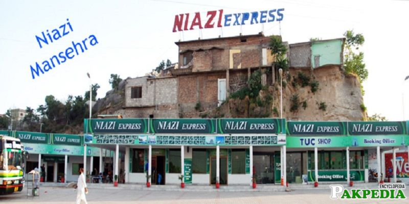 Niazi Express in Mansehra